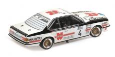 BMW 635 CSI – BMW ITALIA – RAVAGLIA/BERGER/WINKELHOCK – 24H SPA 1984