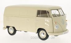 VW T1, hellbeige, Kastenwagen, 1963 - 1:18