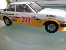 Opel Ascona B  Jochi Kleint / Günter Wanger Sonderumbau 1:18 neu Rarität