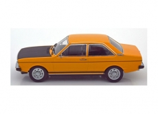 Audi 80 GTE, 1972, yellow / black 1:18