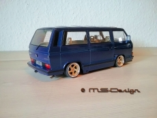 VW Bus T3 Multivan Limited Last Edition TMB Rotiform 16 Zoll Umbau 1/18