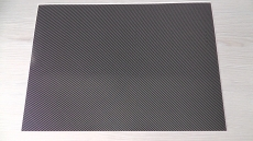 Carbonfolie als Druck Modellbau 1:18  selbstklebend neu DIN A4 Blatt