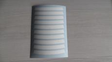 10 X Sonnenblend Streifen selbstklebend für 1:18 Modelle