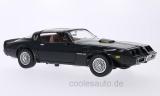 Pontiac Firebird Trans Am, schwarz/Dekor, 1979  Maßstab 1:18