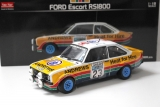 1:18 SunStar Ford Escort RS1800 Brooks RAC GB #23