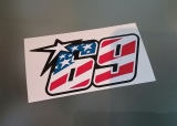 69 AMI Style  Logo ///   Sticker, JDM, Aufkleber