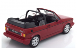 VW Golf 1 Cabriolet 1992 - red    1:18