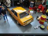 Heckspoiler für Audi 80 GT/E KK-Skale 1:18