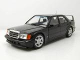 Mercedes 190E 2.5-16 Evo 2 1990 schwarz 1:18