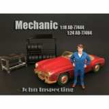 American Diorama 77444 Mechaniker - John Inspektion 1/1000 1:18