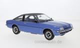 Opel Manta B Berlinetta, metallic-blau/schwarz, 1975