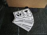 Achtung Zerbrechlich für Karton / Paket / Luftpolster Umschlag