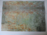 Backsteinmauer Brick wall -1