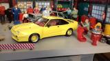 Opel Manta B Mattig gelb 1:18 BoS-Models neu und OVP