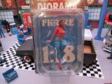 Figur Wendy für 1:18 Modelle American Diorama