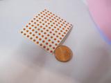 Blinker Aufkleber Rund 2mm 100 Stück
