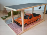 Ratiopharm - 1:18 VW Caddy CUSTOM II