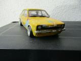 Opel Kadett C Limo weathered car Umbau mit ATS Classik Felgen 1:18