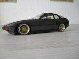 Porsche 924 Turbo BBS Echt Alufelgen 16 Zoll Umbau 1/18