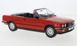 BMW 325i (E30) Cabriolet, rot, 1985