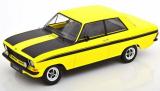 OPEL Kadett B Sport - 1973 - yellow / black - KK 1:18