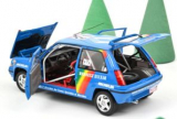 NOREV Renault Supercinq GT Turbo #21 - Tourde Corse 1990  M: 1:18