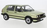 VW Golf II GTI, metallic-hellgrün, 5-trg., 1984