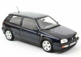 VW Volkswagen Golf VR6 - 1996 - bluemetallic - Norev 1:18