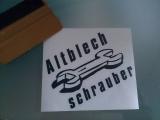 Altblech Schrauber