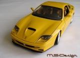 Ferrari 550 Maranello (1996) im Maßstab 1:18