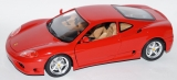 Ferrari 360 Modena Rot BBURAGO 1:18