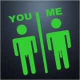 YOU / ME