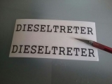 Dieseltreter