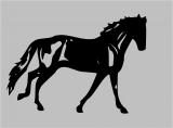 Pferd A-240 Aufkleber