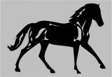 Pferd a-239 Aufkleber