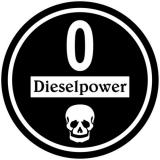 Feinstaubplakette Schwarz Umweltplakette Sticker, JDM, Aufkleber