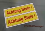 Achtung Stufe !