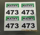 Mathy Universal Das  Hochleistungs Additiv # 473   ---   1:18