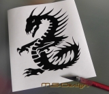 Dragon Tattoo A-7-121