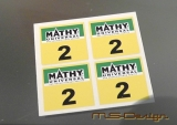 Mathy Universal Das  Hochleistungs Additiv # 2 Gelb