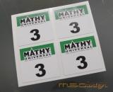 Mathy Universal Das Hochleistungs Additiv # 3 weiß