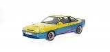 Opel Manta B Mattig - gelb/blau - 1991 mit Glashubdach  -1:18
