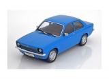Opel Kadett C Saloon, 1973-1977, blau 1:18