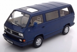 VW T3 Multivan Limited Last Edition Blau in 1:18