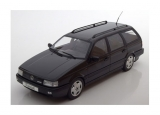 VW Passat B3 VR6 Variant, 1988, black-metallic