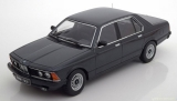 BMW 733i E23, 1977, blackmetallic