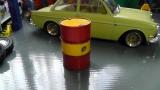 Ölfaß 200 Liter Typ 2 -  1:18