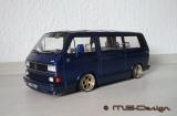 VW Bus T3 Multivan Limited Last Edition TMB Rotiform 16 Zoll Umbau 1/18