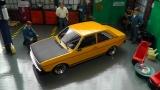 Audi 80 GTE, 1972, yellow / black ATS Classic 1:18