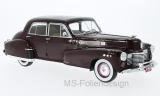 Cadillac Fleetwood Series 60 Special Sedan, dunkelrot, 1941 - 1:18